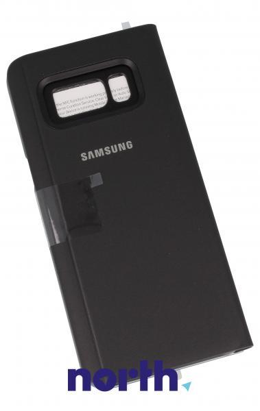 Pokrowiec | Etui Clear View Cover do smartfona Galaxy S8 SM-G950F EFZG950CBEGWW (czarny),2