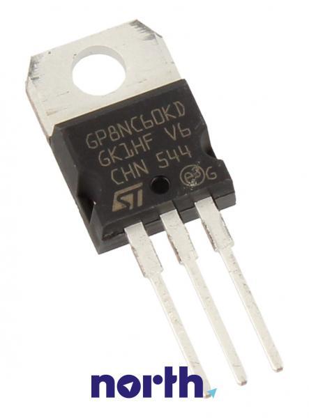 GP8NC60KD Tranzystor,0