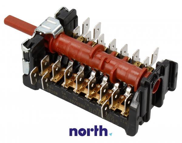 Nowość Przełącznik funkcji piekarnika Amica 8062895 708-HV-1105   north.pl FZ06