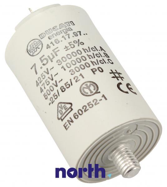 Kondensator rozruchowy 7,5UF450V,0