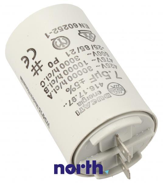 Kondensator rozruchowy 7,5UF450V,1