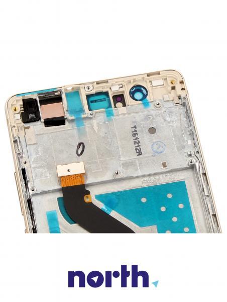 Ekran   Panel dotykowy P9 Lite z wyświetlaczem (+obudowa) do smartfona 02350SUL,2