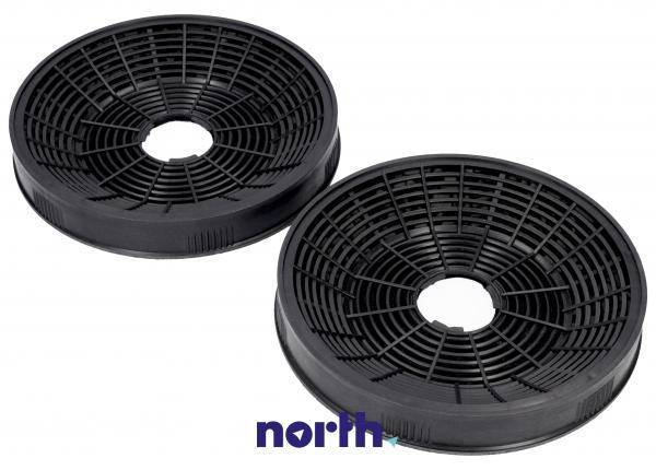 Filtr węglowy aktywny w obudowie (okrągły) do okapu 1160826,2