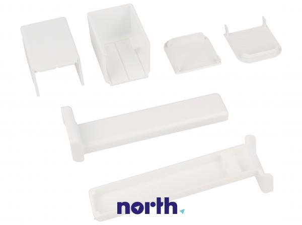 Zestaw montażowy pod zabudowę do lodówki 140046408146,4