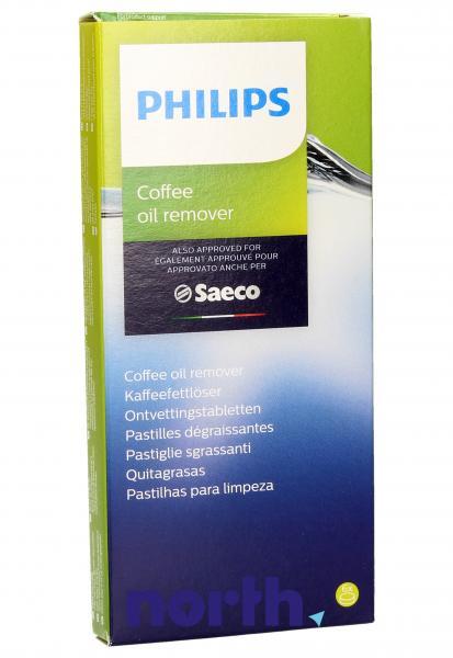 Preparat odtłuszczający (tabletki) 6szt. do ekspresu do kawy Philips CA6704/10,0