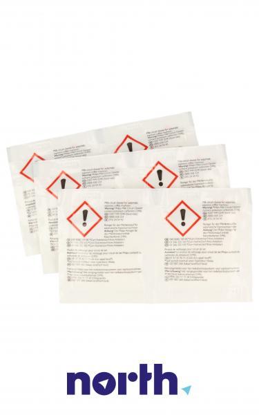 Środek do czyszczenia obiegu mleka (proszek) do ekspresu do kawy Philips CA670510,1