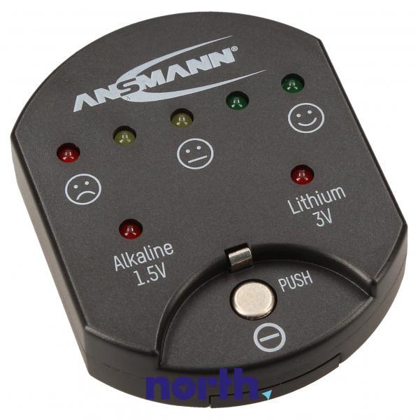 Miernik | Tester baterii guzikowych do alkalicznych/litowych 19000035,0