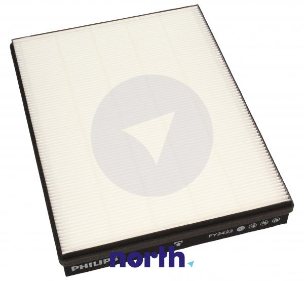 Filtr HEPA NanoProtect do oczyszczacza powietrza Philips 424121086211,0