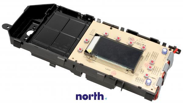 Moduł obsługi panelu sterowania z wyświetlaczem do pralki 2427807650,2