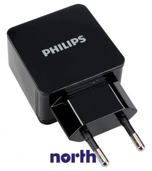 Zasilacz   Ładowarka USB DLP230912 bez kabla,1