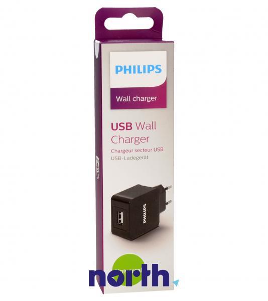 Zasilacz   Ładowarka USB DLP230912 bez kabla,3