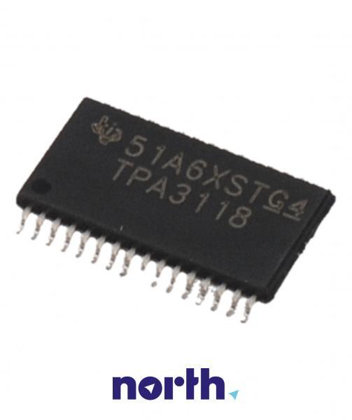 TPA3118 Układ scalony IC,0