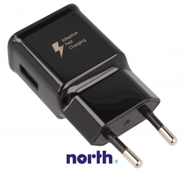 Ładowarka sieciowa USB EP-TA20EBE do smartfona Samsung,0