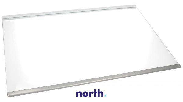 Szyba   Półka szklana kompletna do lodówki AHT74393801,1