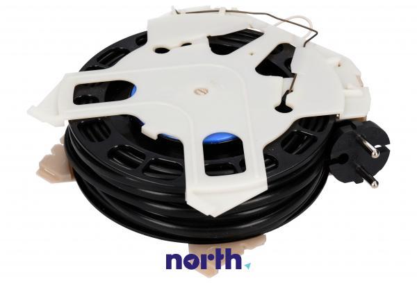 Rolka | Zwijacz kabla z wtyczką do odkurzacza 140017670369,0