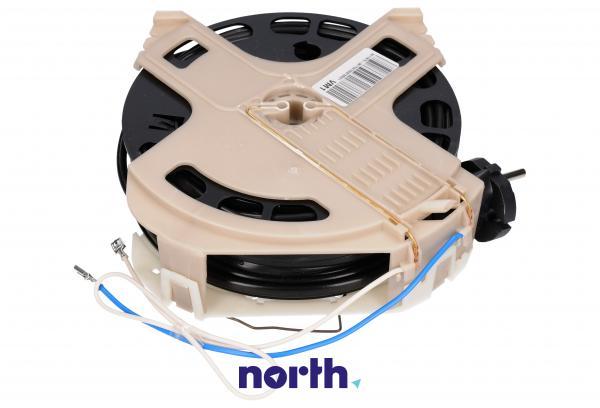Rolka | Zwijacz kabla z wtyczką do odkurzacza 140017670369,1