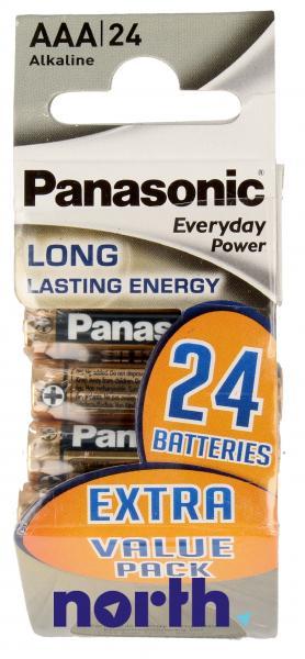 R3 | LR3 | MN2400 Bateria AAA 1.5V 24szt.,0