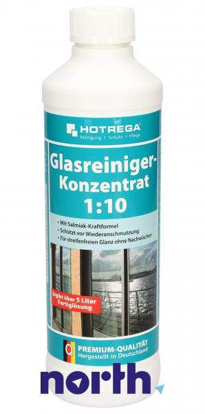 Preparat myjący (płyn) koncentrat do szyb Hotrega H130510 500ml,0