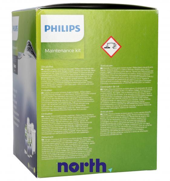 Zestaw do konserwacji ekspresu do kawy Philips CA670610,1