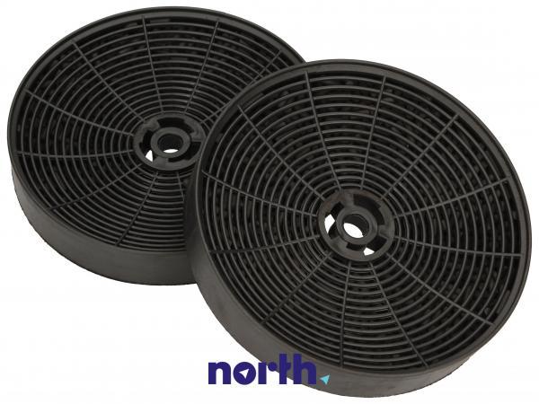 Filtr węglowy aktywny w obudowie (okrągły) do okapu 1161077,0