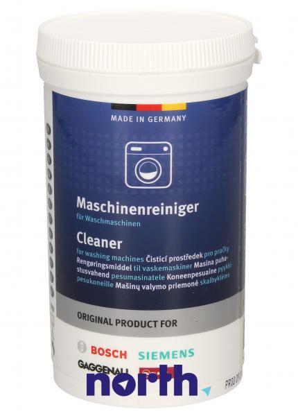 Preparat czyszczący Bosch 200g do pralki,0