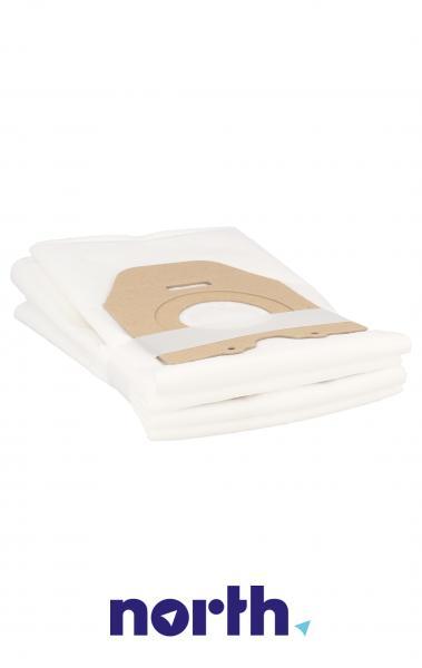 Worki Perfect Bag Worwo (4szt.) + filtr wlotowy (1szt.) do odkurzacza PMB02K,2