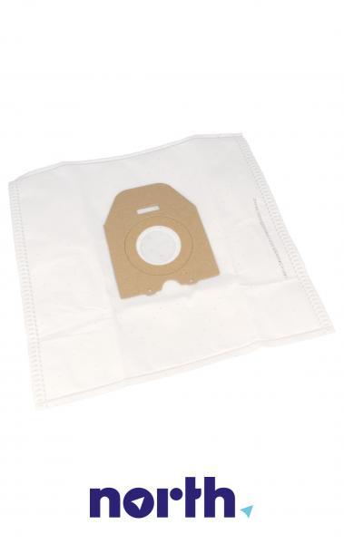 Worki Perfect Bag Worwo (4szt.) + filtr wlotowy (1szt.) do odkurzacza PMB02K,4