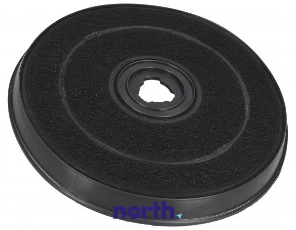 Filtr węglowy FU-W aktywny w obudowie do okapu Mastercook,0