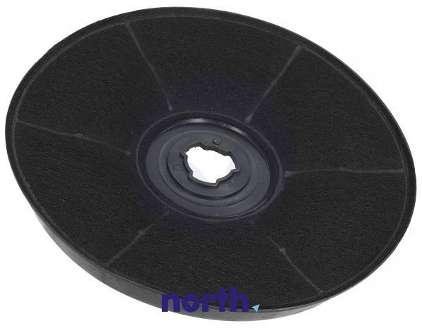 Filtr węglowy FU-W aktywny w obudowie do okapu Mastercook,1