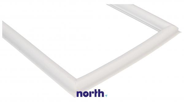 Uszczelka drzwiczek górnej zamrażarki do lodówki Amica 8001044,1
