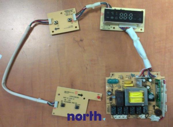 Programator | Moduł sterujący skonfigurowany do zmywarki Amica 1019644,2