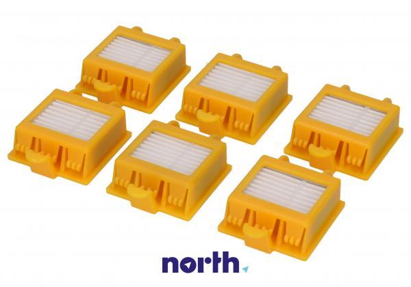 Filtr pojemnika na kurz do robota odkurzającego 68239,0