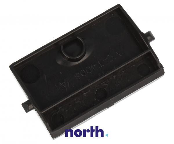 Zatrzask pokrywy pokrywy filtra do odkurzacza Amica 1013949,2