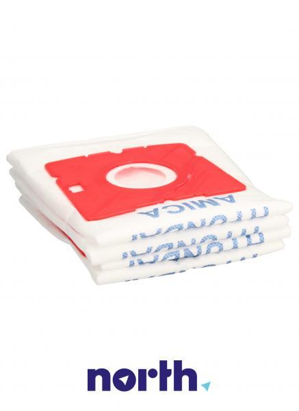Worki Perfect Bag Worwo (4szt.) + filtr wlotowy (1szt.) do odkurzacza MPMB02K,3