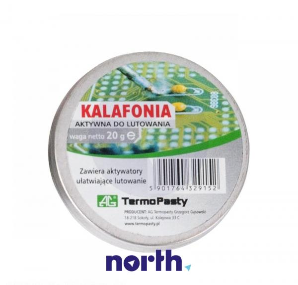 KA25AG Kalafonia | Pasta lutownicza 20g AG,1