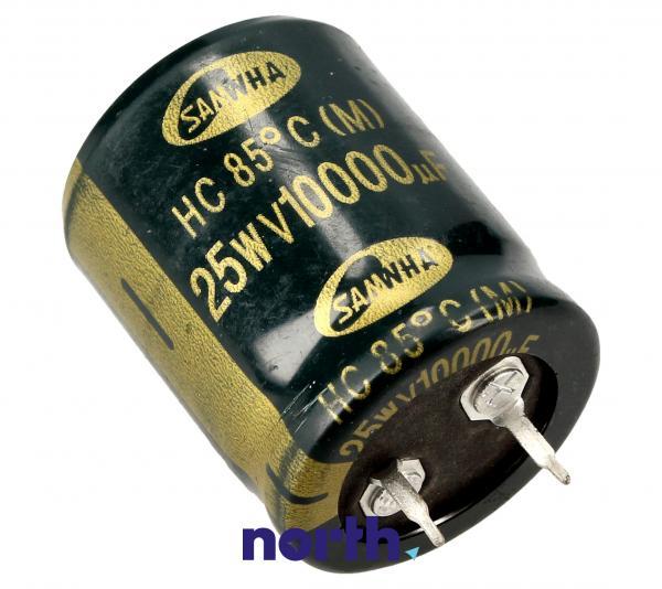 10000uF | 25V Kondensator elektrolityczny 30mm/25mm,0