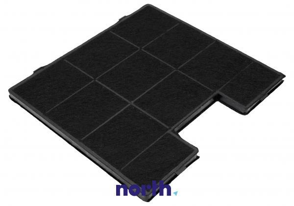 Filtr węglowy aktywny w obudowie do okapu Amica 1060042,0