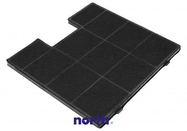 Filtr węglowy aktywny w obudowie do okapu Amica 1060042,1