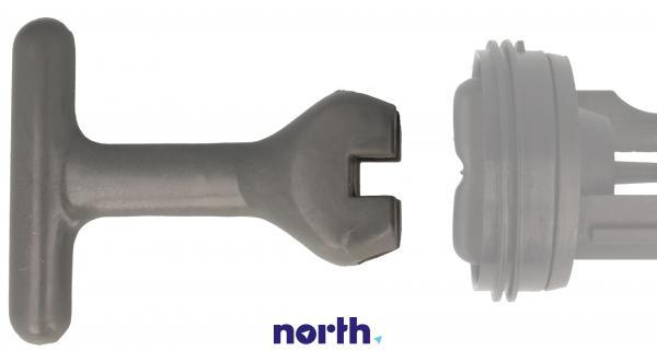 Klucz filtra pompy odpływowej uniwersalny do pralki,0