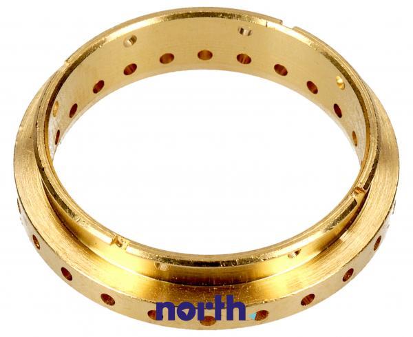 Pierścień palnika średniego do płyty gazowej Amica 8000252,1