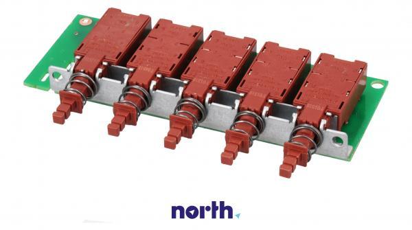 Zespół przełączników do okapu Amica 1001640,0
