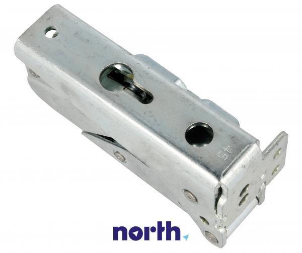 Zawias K99A drzwi (górny prawy / dolny lewy) do lodówki Amica 8022610 Hettich,1