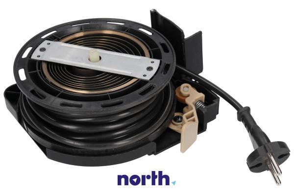 Rolka | Zwijacz kabla z wtyczką do odkurzacza Amica 1070503,0