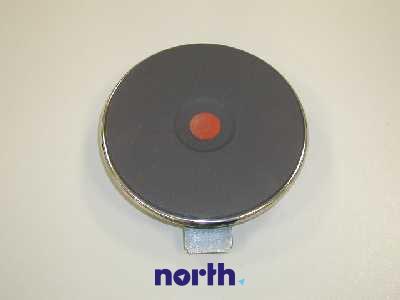 Pole grzejne średnie 2000W 180mm do płyty grzewczej Amica 8001757,1