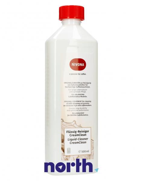 Preparat czyszczący (płyn) CreamClean do modułu mlecznego do ekspresu do kawy Nivona NICC705,0