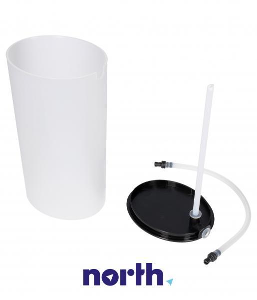 Dzbanek | Pojemnik na mleko (kompletny) do ekspresu do kawy Nivona NIMC900,3