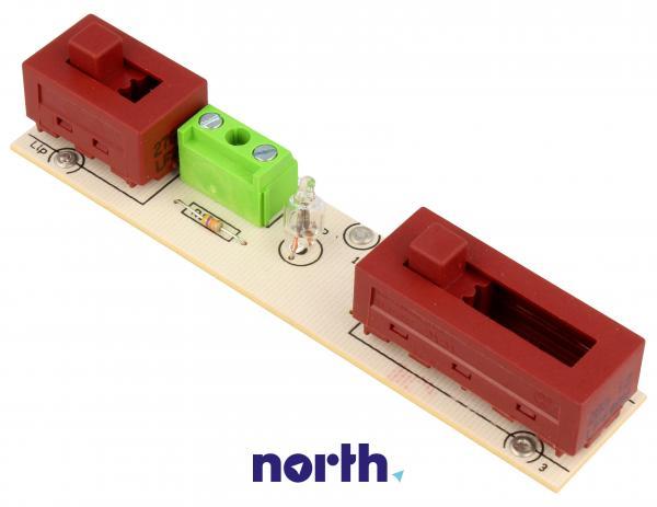 Sterownik | Płytka z przełącznikami panelu sterowania do okapu Amica 1007131,0