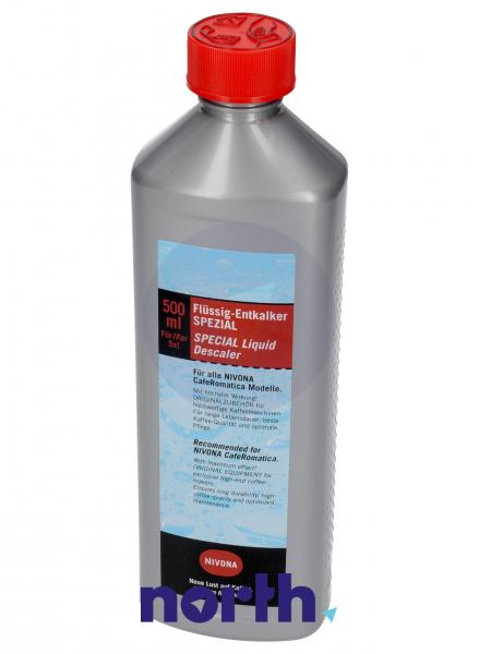 Zestaw | Odkamieniacz + płyn do czyszczenia modułu mlecznego (zestaw) do ekspresu do kawy,2