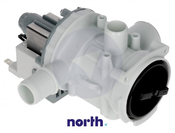 Pompa odpływowa kompletna (1018641) do pralki Amica PX235,1