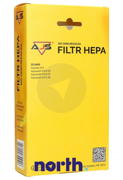 Zestaw filtrów FR-1812 do odkurzacza,1